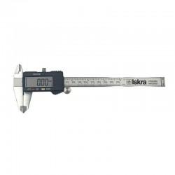 Digitalno pomično merilo/šubler 0.01 Iskra 150 mm