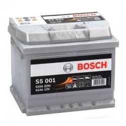 Akumulator Bosch 12V 52Ah 520 A (EN) S5 D+