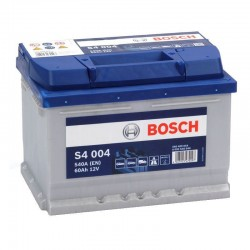 Akumulator Bosch 12V 60Ah 540A (EN) D+ S4 004