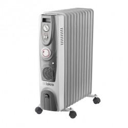 Radijator uljni 11 rebara sa ventilatorom Iskra 2500 W YL-B07FT-