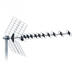 Antena Yagi Iskra DTX-48F